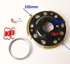 adjustable light weight clutch for SYM DD50 Jolie 50 2T scooter