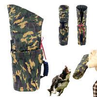 Camouflage Arm Bite Sleeve for Dogs Training Protection K9 Pitbull Schutzhund