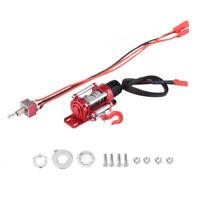 1:10 RC Crawler Klettern Autos Elektrische Metall Winde Nylon Capstan für S D4B5
