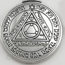 SUN PENTACLE TALISMAN Seal of Solomon Amulet HEALTH WEALTH Pendant Necklace