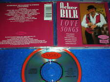 rare CD ACKER BILK clarinet & strings LOVE SONGS 1988