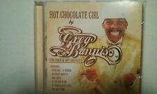 CD-- HOT CHOCOLADE GIRL BY GREG BANNIS-- ALBUM