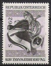 Österreich Nr.1536 ** Tag d.Briefmarke 1976, postfrisch