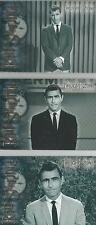 "Twilight Zone Series 2 - ""Rod Serling"" 3 Card Chase/Insert Set #RS1-3"