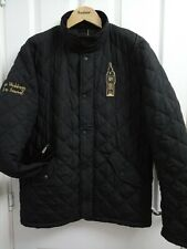 BARBOUR CHELSEA SPORTSQUILT JACKET Size S Four Weddings and a Funerals Edition