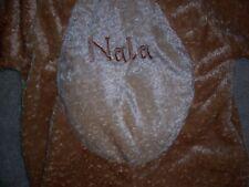 DISNEY KIDS XS - FURRY NALA LION KING COSTUME - USED