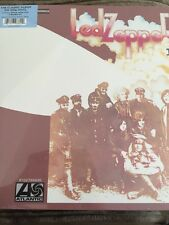 LED ZEPPELIN II / 2 - THE CLASSIC ALBUM GATEFOLD SLEEVE 180 GRAM  VINYL LP NEW
