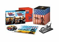 EASY RIDER Blu-ray BOX 45 Anniversary BOX with a miniature bike