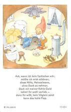 "Fleißbildchen Heiligenbild Gebetbild  Ida Bohatta Holycard"" H2528"""