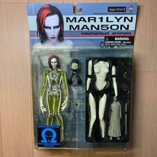 Marilyn Manson Mechanical Animals Action Figure Fa-M02 Fewture Models Rare