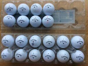 Callaway Supersoft Golf Balls X 20