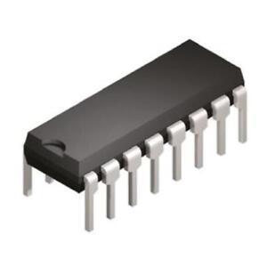 2 x Texas Instruments CD74AC138E, Decoder Demultiplexer 1-of-8 Inverting 1.5-55V
