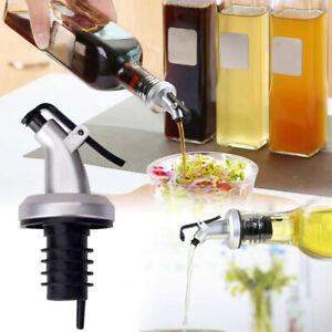 1/3pcs Oil Bottle Stopper Lock Plug Seal Leak-proof Oil Sprayer Food Grade