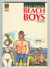 BEACH BOYS (Ralf König) - comic humor europeo indie independiente