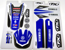 Factory Effex EVO Trim Fenders Forks Graphics Yamaha YZ 125 YZ125 1993 - 2001