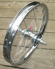 Wheel 16 X 1.75 Coaster Brake Rear Steel W/ Brake Band and 18T Sprocket NEW