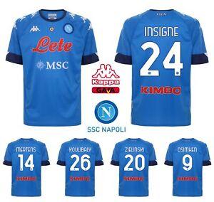 Offizielles Trikot Napoli 2020/21 Kappa Maradona Mertens Osimhen Insigne