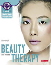 NVQ/SVQ Certificate Beauty Therapy Candidate Handbook: Level 1 (Level 1 (NVQ/SV