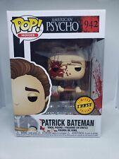 Funko Pop! Movie -American Psycho -Patrick Bateman #942 CHASE in hand