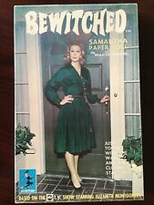 1965 Bewitched Elizabeth Montgomery Magic Wand Paper Doll in Box Uncut