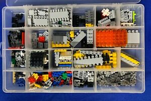 LOT OF OFFICIAL LEGO Loose Multi-Color Plates & Hinges Over 2 LBS Pieces (#39)