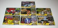 Lot of 7 Extreme 3D PC Computer Games Mini CD-Rom Fast Shipping!