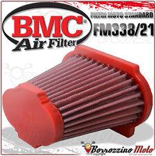 FILTRO DE AIRE DEPORTIVO BMC LAVABLE FM338/21 YAMAHA YFM 660 R RAPTOR 2003 03