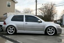 VW MK4 GTI GLI VOLKSWAGEN SIDE SKIRTS GOLF SIDESKIRTS rockers ( 1999 - 2005 )