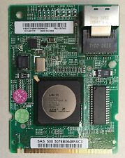 IBM ServeRAID BR10iL SAS/SATA RAID Adattatore controller SAS 500 - 43V7415, 44X0411