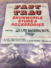 Fast Trac Purple Square Plastic Backers