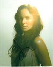 SARAH WAYNE CALLIES SIGNED THE WALKING DEAD PHOTO UACC REG 242