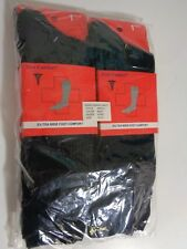HANES BRAND DIRECT STYLE #5045 COLOR:BLUE/ NAVY 6 PAIRS SIZE: 10-13 MEN'S