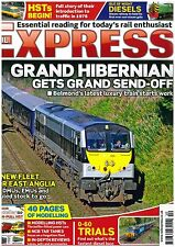 Rail Express magazine October 2016