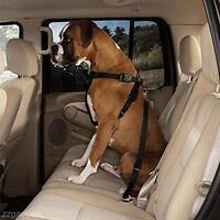 Pet Dog Car Safety Seat Belt Harness Restraint Lead Leash Vehicle Seatbelt Clip