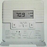 Programmable Cool-Heat Thermostat Medallion Ser. PSG Controls TDMP24-AH11-CB NOS