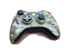Microsoft Xbox 360 Wireless Controller Camo Camouflage - Halo 4 Special Edition