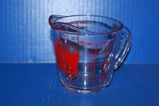 Anchor Hocking Oven Originals 2 Cup Glass Measuring Cup