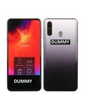 TELEFONO FINTO DUMMY SCHERMO COLORATO REPLICA Samsung Galaxy A8s SILVER