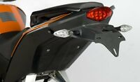 R&G Indicators & Tail Tidy / Licence Plate Holder KTM 125 Duke 2012 LP0108BK