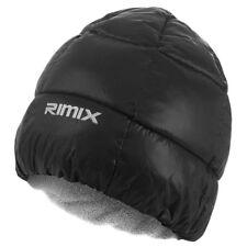 Unisex Duck Down Warm Cap Hat Cycling Ski Snow Skate Hiking Camping Black