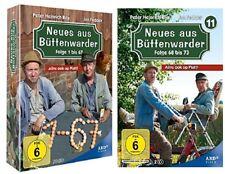 Neues aus Büttenwarder Staffel 1-11 Folge 1 bis 73 NEU OVP DVD Set 1-10 Box + 11