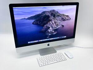 """Mid 2017 Retina 5K iMac 27"""" 4.2GHz i7/32GB/3TB Fusion/Radeon Pro 580 8GB"""