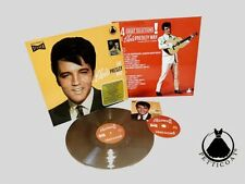 THE ELVIS PRESLEY WAY - GOLD VINYL ALBUM + CD ALBUM  - New & Sealed