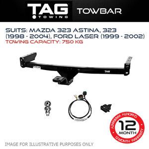 TAG Towbar Fits Mazda 323 Astina 323 1998 - 2004 Ford Laser 1999 - 2002 4x4 4WD