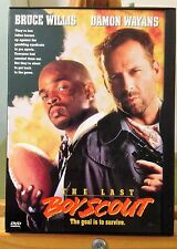 The Last Boy Scout (DVD, 1998) BRUCE WILLIS
