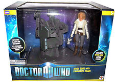 "5"" Doctor Who River Song with Pandorica Chair Action Figure Set"