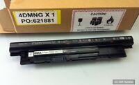 Original Dell Akku 65Wh fur Inspiron Vostro Latitude XMCRD MR90Y, 312-1433, NEU
