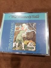 The Winter's Tale 3 CD Box Set by William Shakespeare Sir John Gielgud NEW MINT