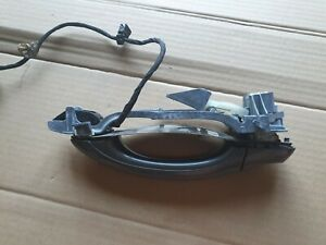 Bentley Continental Flying Spur GT GTC Right side Front Rear outer door handle