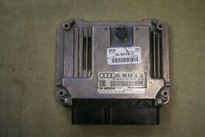 2013 AUDI A4 ENGINE ECU 03L906018JG BOSCH 0281018128
